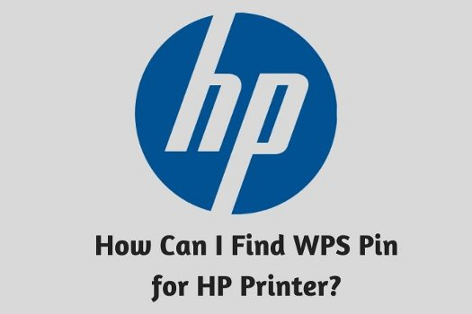 How Can I Find WPS Pin for HP Printer